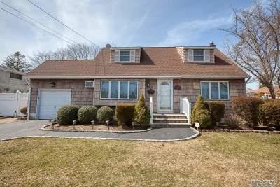 Massapequa Park Single Family Home For Sale: 3 Ashwood Pl