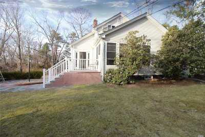 Stony Brook Single Family Home For Sale: 59 Brook Dr