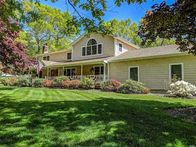 Shoreham Single Family Home For Sale: 1 Highland Down