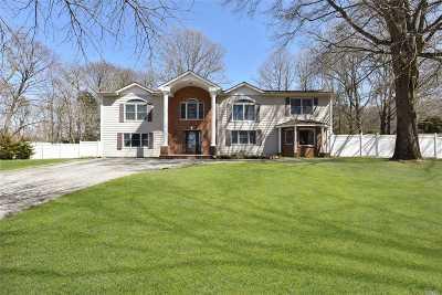 Melville Single Family Home For Sale: 3 Sleepy Ln