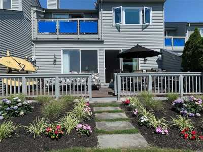 Blue Point Condo/Townhouse For Sale: 11 Harbour Dr