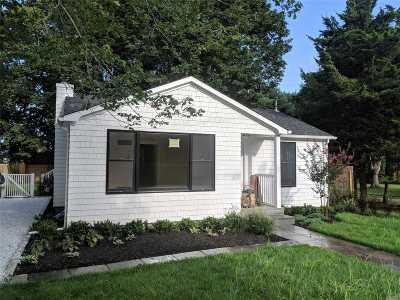 East Hampton Single Family Home For Sale: 16.5 W Miller Ln