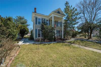 Lynbrook Single Family Home For Sale: 463 Ocean Ave