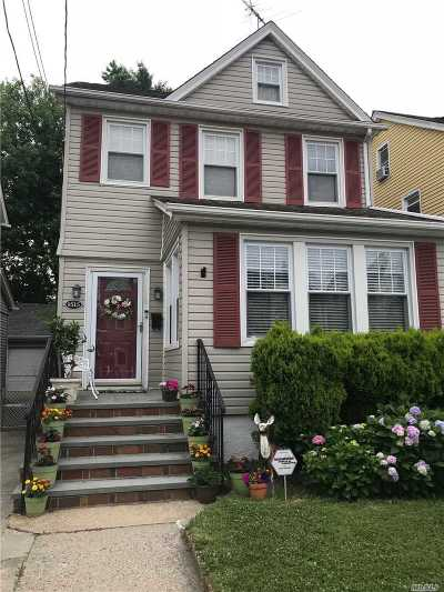 Floral Park Single Family Home For Sale: 9515 240th St