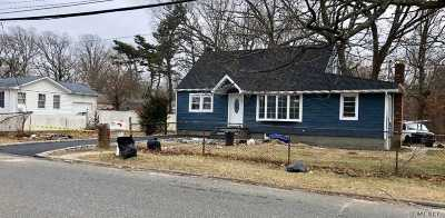 Nassau County, Suffolk County Single Family Home For Sale: 70 Brightside Ave