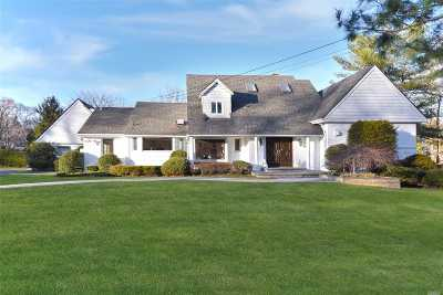 Nassau County, Suffolk County Single Family Home For Sale: 135 Hicks Lane