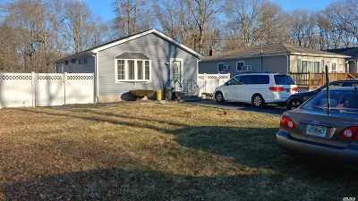 Nassau County, Suffolk County Single Family Home For Sale: 396 Lockwood Dr