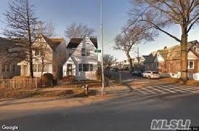 Multi Family Home For Sale: 178-45 120 Avenue
