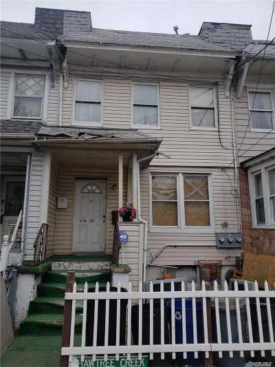 Multi Family Home For Sale: 150-15 Yates Rd