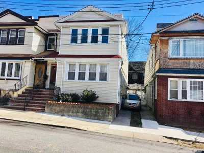 Multi Family Home For Sale: 84-03 91st St