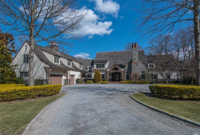 Old Westbury Single Family Home For Sale: 3 Saddle Ridge Rd