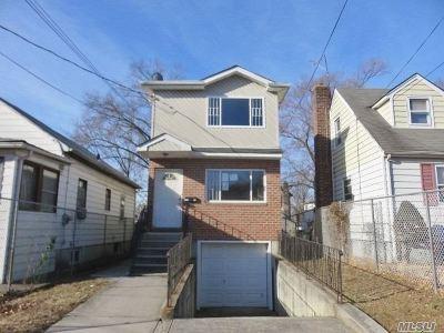 Single Family Home For Sale: 121-36 Benton St