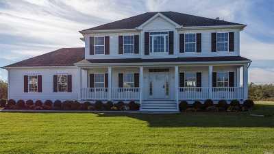 Hampton Bays Single Family Home For Sale: Tbb Sands Cir