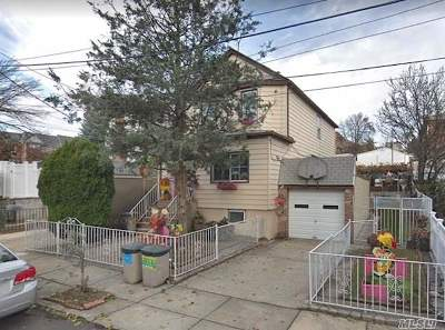Middle Village Single Family Home For Sale: 83-37 60th Dr