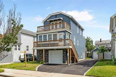 Long Beach NY Single Family Home For Sale: $689,000