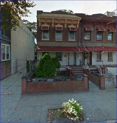 Brooklyn Multi Family Home For Sale: 540 Chester St