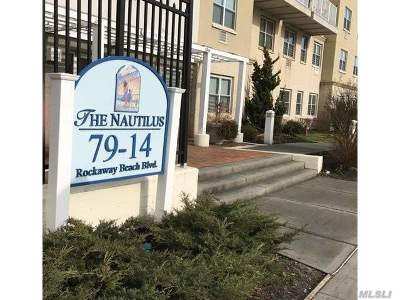 Condo/Townhouse For Sale: 79-14 Rockaway Beach Blvd #5F
