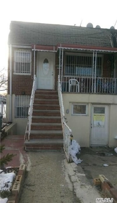 Brooklyn Single Family Home For Sale: 828 Hendrix St
