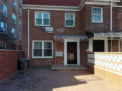 Rego Park Single Family Home For Sale: 99-21 64 Rd