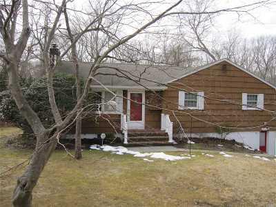 Setauket Single Family Home For Sale: 50 Mud Rd