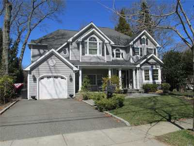 Wantagh Single Family Home For Sale: 3629 Bunker Ave