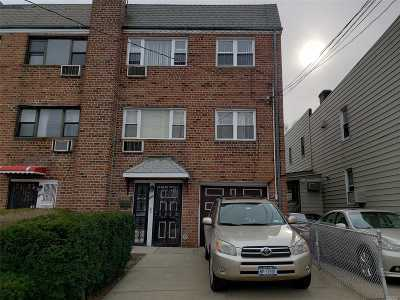 Elmhurst Multi Family Home For Sale: 55-02 84 St