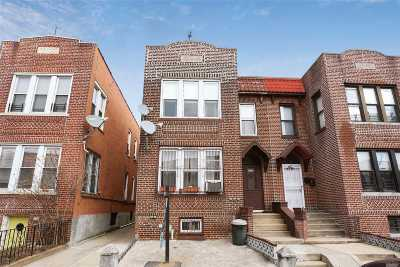 Jackson Heights Multi Family Home For Sale: 32-53 85 St