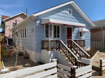 Long Beach NY Single Family Home For Sale: $545,000