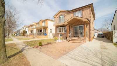 Bellerose, Glen Oaks Single Family Home For Sale: 83-27 243rd St