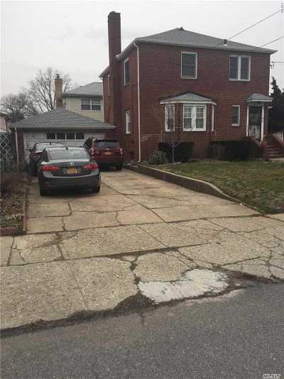 Flushing Multi Family Home For Sale: 63-06 138th St