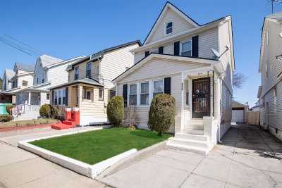 Queens Village Single Family Home For Sale: 93-15 211th St