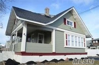 Baldwin NY Single Family Home For Sale: $480,000