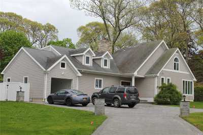 Dix Hills Single Family Home For Sale: 38 Woods End Rd