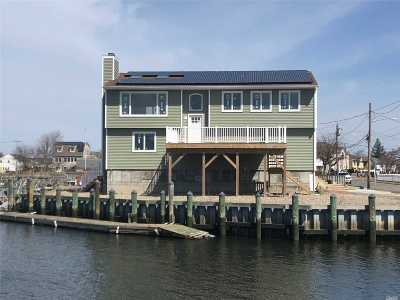 Oceanside NY Single Family Home For Sale: $829,000