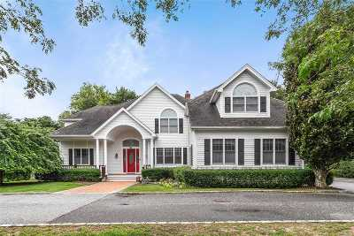 Southampton Single Family Home For Sale: 122 Coopers Farm Rd