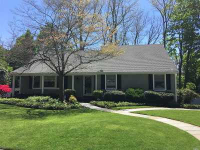 Centerport Single Family Home For Sale: 12 Mill Pond Ln
