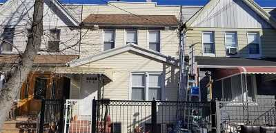 Woodhaven Multi Family Home For Sale: 89-11 80th St