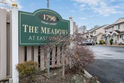 East Meadow Condo/Townhouse For Sale: 1790 Front St #27