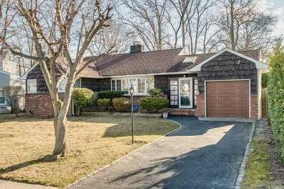 Massapequa Single Family Home For Sale: 590 Central Ave