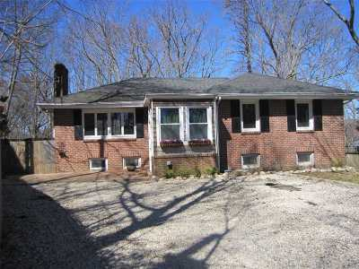 Centerport Single Family Home For Sale: 31 North Dr
