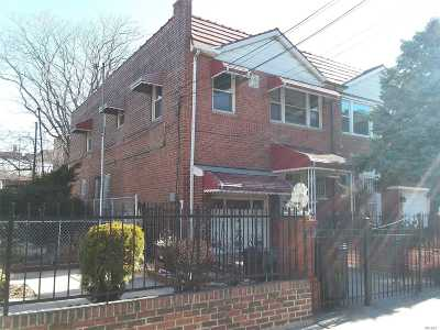 Long Island City Multi Family Home For Sale: 25-11 33rd Ave