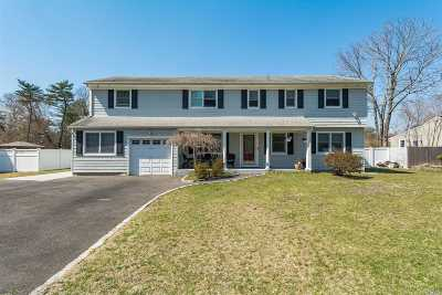 Huntington Sta Single Family Home For Sale: 19 Prairie Rd
