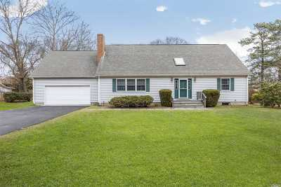Jamesport Single Family Home For Sale: 42 Holly Tree Ln