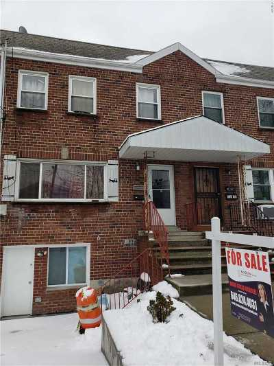 Brooklyn Single Family Home For Sale: 10564 Flatlands 2nd St