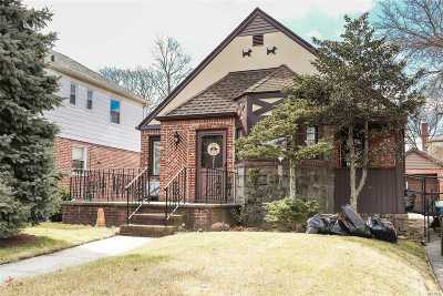 Bayside Single Family Home For Sale: 58-32 Bell Blvd