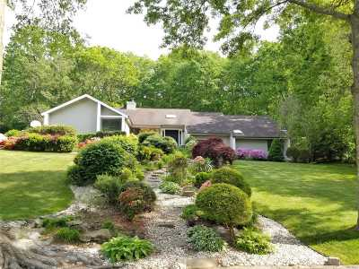 Dix Hills Single Family Home For Sale: 9 Brothers Ct