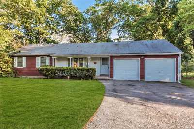 Hauppauge Single Family Home For Sale: 78 Bridge Rd