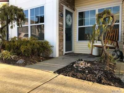 Patchogue Condo/Townhouse For Sale: 68 Barley Ln