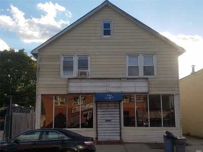 Uniondale Commercial For Sale: 862 Nassau Rd