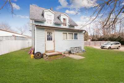 Pt.jefferson Sta Single Family Home For Sale: 1659 Rte 112